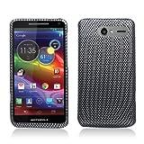 [Buy World] for Motorola Electrify M Xt901 (U.s. Cellular) Image Protector Case, Carbon Fiber