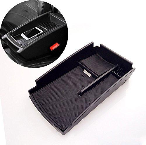 Aufbewahrungsbox Armlehnenbox Mittelkonsole Sekundärlagerung Organizer Halter Für CC Magontan Passat B6 B7L 2009-2015 Automatik