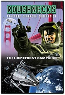 Roughnecks - The Starship Troopers Chronicles - The Homefront Campaign by Sony Pictures Home Entertainment