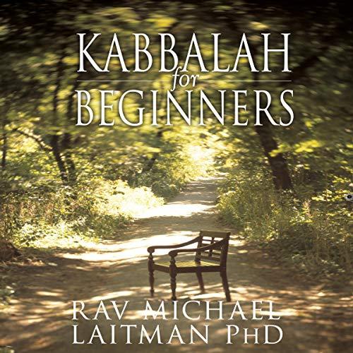 Kabbalah for Beginners audiobook cover art