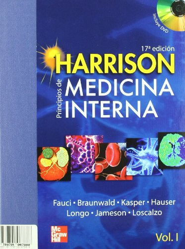 HARRISON PRINCIPIOS DE MEDICINA INTERNA SET 2 VOLS.