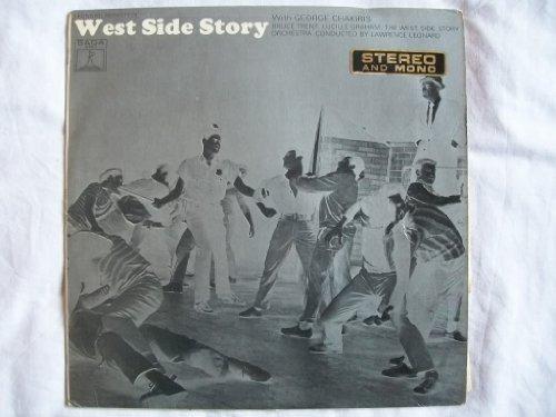 GEORGE CHAKIRIS / LUCILLE GRAHAM West Side Story LP 1966