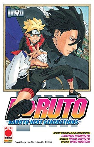 Boruto. Naruto next generations: 4