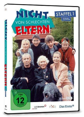 Nicht von schlechten Eltern - Staffel 1 [3 DVDs]