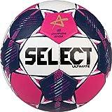 SELECT Unisex - Balón de Balonmano Ultimate CL, Color Rosa, Blanco y Azul, 2