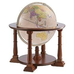24 inche antique ocean floor globe