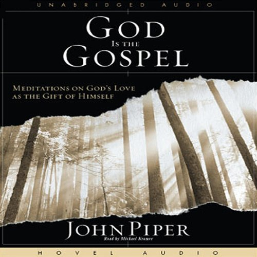 God Is the Gospel audiobook cover art
