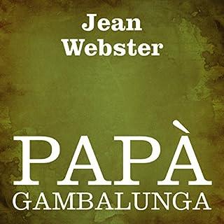 Papà Gambalunga copertina