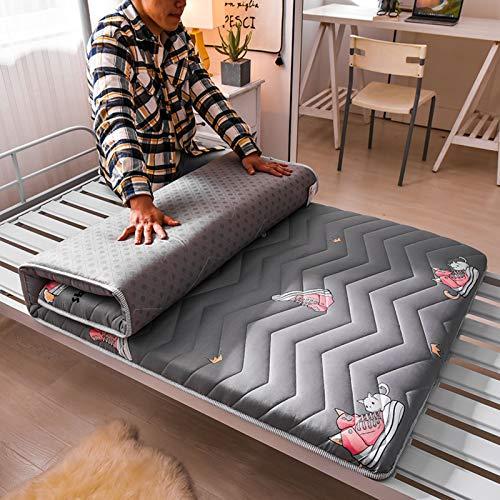 LXSHMF Dormir Tatami Colchón De Futón,Respirable Futón Colchón Pad Suave Grueso Japonés Tatami Colchón para Dormitorio Estudiantil Colchones