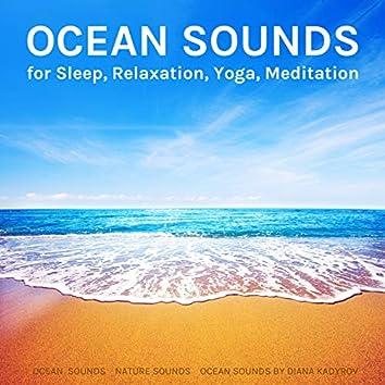 Ocean Sounds for Sleep, Relaxation, Yoga, Meditation