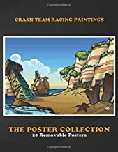 Poster Collection: Crash Team Racing Paintings Crash Cove From Crash Team Racing Gaming