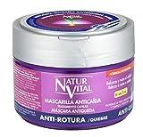 Naturaleza Y Vida Mascarilla Anticaída Y Antirotura - 300 Ml, Rosa, Banana
