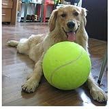 KCHEX Hot 9.5' Big Giant Pet Dog Puppy Tennis Ball Thrower Chucker Launcher Play Toy