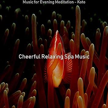Music for Evening Meditation - Koto