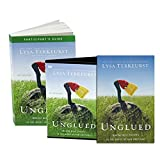 Lysa TerKeurst - Unglued Full Set - Unglued: Making Wise Choices in the Midst of Raw Emotions (Book + Study Guide + DVD)