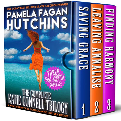 The Complete Katie Connell Trilogy audiobook cover art