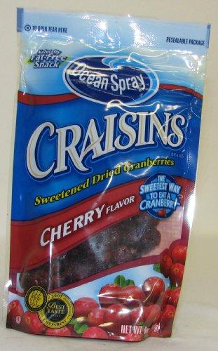 Ocean Spray 6oz Cherry Craisins Dried Cranberries  1 Pack