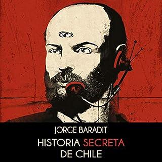 Historia secreta de Chile [Secret History of Chile] audiobook cover art