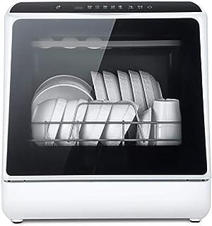 WWXY Lavavajillas portátiles Lavavajillas compactos intensivo, Normal, Eco, Vidrio, 90 Minutos, rápido, Fruta, autolavado Consumo de Agua 5L