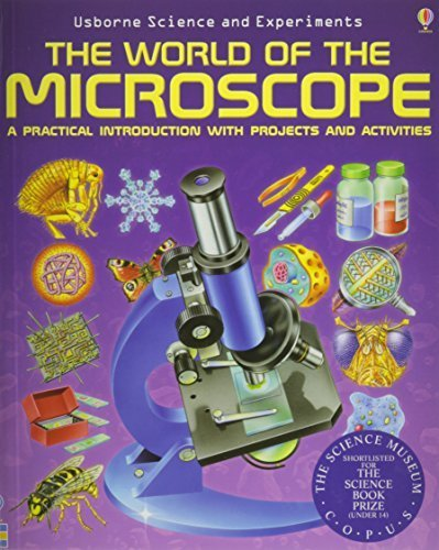 AmScope BK-WM The World of the Microscope by Chris Oxlade (2008-01-01)