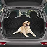 3 In 1 Dog Car Back Seat Cover | Multi-Use Pet Travel Hammock