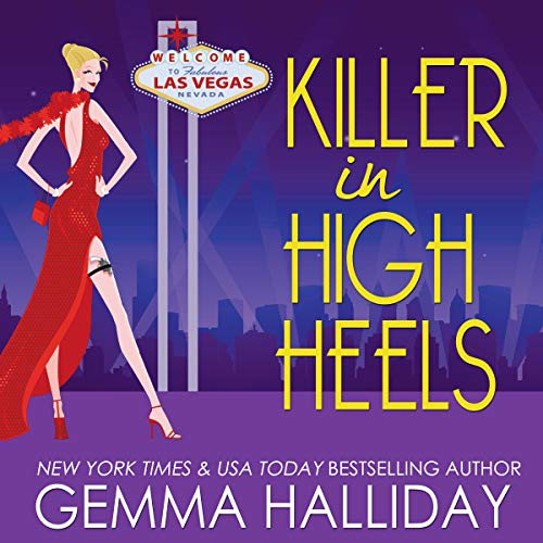 Killer in High Heels                   By:                                                                                                                                 Gemma Halliday                               Narrated by:                                                                                                                                 Caroline Shaffer                      Length: 9 hrs and 35 mins     290 ratings     Overall 4.1