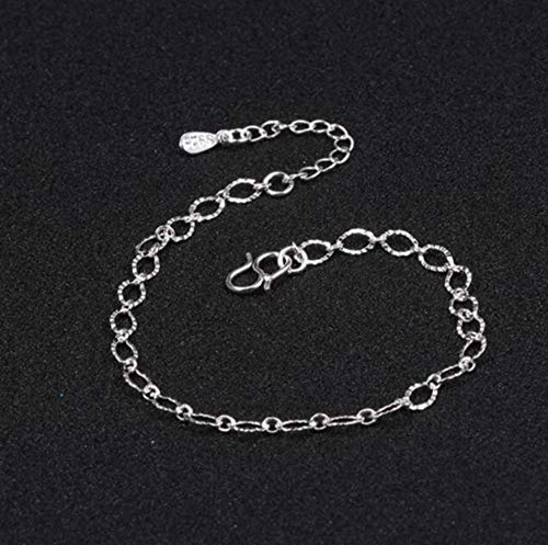 Vvff Exquisite Small Egg Shaped Ankle Chains Chain Anklets For Women Jewelry Anklet Bracelet