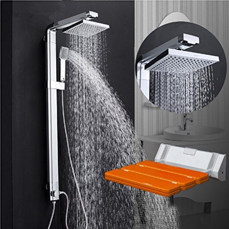 Gowe Dusche Armaturen Bad Wasserhahn Mixer Badezimmer Relax Sessel, Wand montiert Dusche Sitze Dusche System Bad Bench
