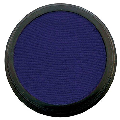 Eulenspiegel Profi-Schminkfarben, 20 ml, blau