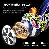 Zoom IMG-1 bebk hoverboard 6 5 smart