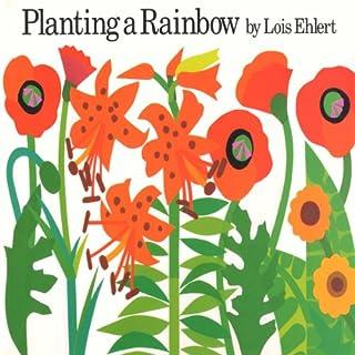 Planting a Rainbow audiobook cover art
