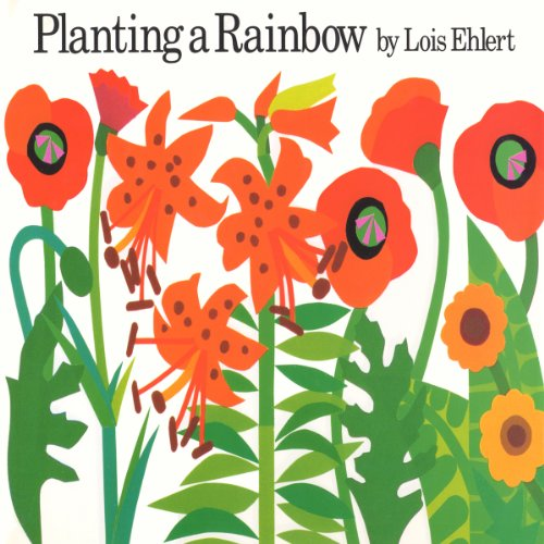 Planting a Rainbow audiobook cover art