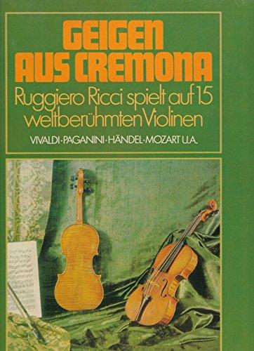 Geigen aus Cremona, Leon Pommers, Piano