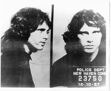 The Doors Band Shot Poster 24 X 36