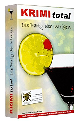 Unbekannt Die Party der Intrigen (KRIMI total)