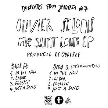 Mr. Saint Louis EP