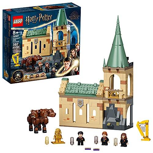 LEGO® Harry Potter™ Hogwarts™: Encontro com Fluffy