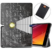 MAITTAO Slim Folio Case For ASUS ZenPad 3S 10 Z500M (NOT FIT Model# Z500KL), Magentic Smart-Shell Stand Cover with Wake/Sleep for ZenPad 3S 10 9.7-Inch Tablet Sleeve Bag 2 in 1, Creative Bulb 7