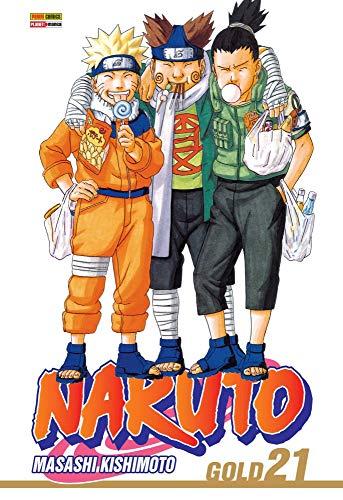 Naruto Gold - Volume 21