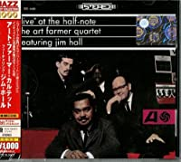 Live At The Half-Note by The Art Farmer Quartet (2013-08-03)