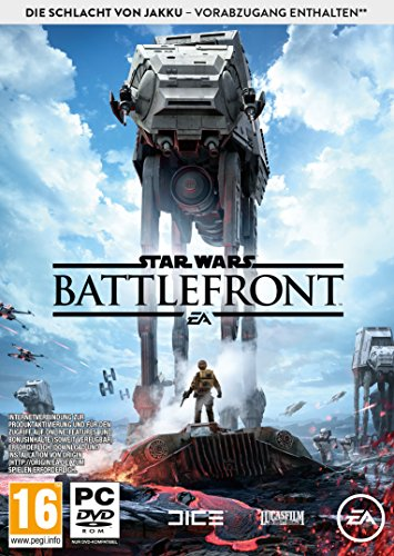 Star Wars Battlefront - Day One Edition [AT-Pegi] - [PC]