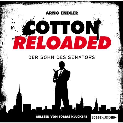 Der Sohn des Senators (Cotton Reloaded 18) Titelbild