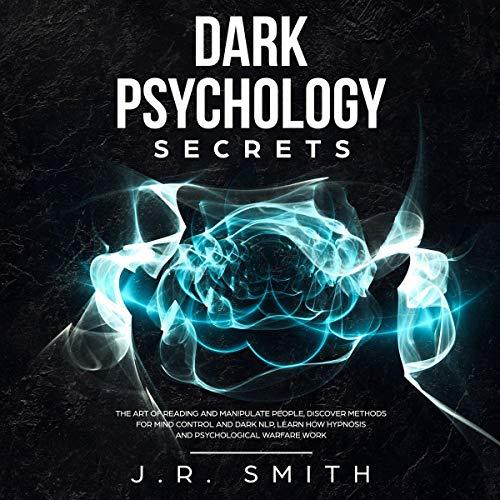 Dark Psychology Secrets audiobook cover art