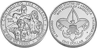 2010 P Boy Scouts of America Centennial