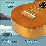 Immagine 2 mahalo kahiko ukulele colore naturale