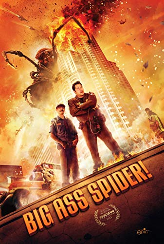 ISSICARHO Big Ass Spider (2013) Movie Wall Art Pretty Poster Size 60cmx90cm(24' x 36')