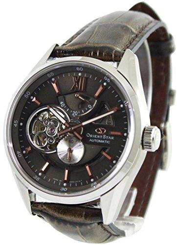 『[オリエント]ORIENT 腕時計 セミスケルトンダイヤルパワーリザーブ SDK05004K 自動巻き メンズ [並行輸入品]』の1枚目の画像