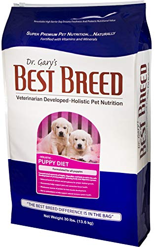 Best Breed Puppy Diet Made in USA [Natural Dry...