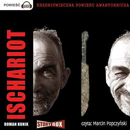 Ischariot audiobook cover art