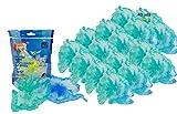 Estropajo antibacterias lacitos Caja 40 estropajos en packs de 2 unidades